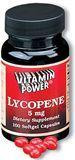 Lycopene 5mg (100 Softgels)