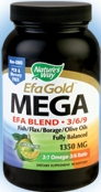 MEGA 1350 mg (90 Softgels)