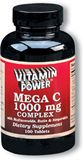 Mega C-1000mg Complex (50 Tablets)