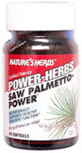 Saw Palmetto Power 80mg (60 Softgels)