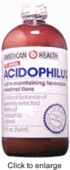 Acidophilus 16 fl oz (472 ml)-Plain
