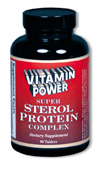 Super Sterol Protein Complex (90 Tablets)