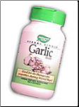 Garlic Cloves 580mg (100 Capsules)