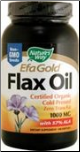 Flax Oil 1000mg (250 Softgels)