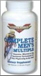 Complete Men's Multiple (180 Tablets)