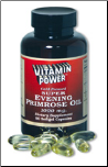 Evening Primrose Oil 1000mg (90 Softgels)