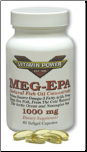 Meg-EPA Fish Oil, 1000 mg (30 Softgels)