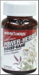 Digest-Ease  Power Herbs (60 Capsules)