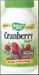 Cranberry Fruit, (180 Vcaps®)
