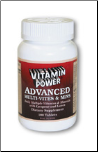 Advanced Vites-Mins (100 Tablets)