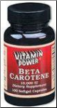 Beta Carotene 10,000 IU (100 Softgels)