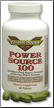 Power Source 100 (90 Tablets)