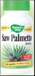 Saw Palmetto Berries 585mg (100 Capsules)